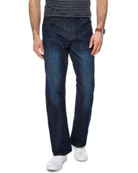Red Herring - Vintage Wash Bootscut Jeans - Lyst