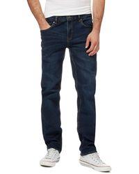 Red Herring Slim Fit Jeans - Blue