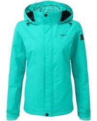 Tog 24 - Ceramic Kildale Womens Waterproof 3in1 Jacket - Lyst