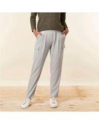 a1b803562913 Nike Gyakusou Utility Tightfit Pants in Gray - Lyst