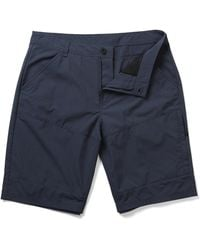 Tog 24 Dark Navy Acton Performance Shorts - Blue