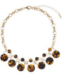 Hobbs - Multicoloured 'tilda' Necklace - Lyst