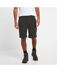 Tog 24 Storm Rowland Ripstop Shorts - Grey