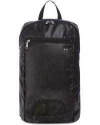 Oakley - Black Packable Backpack - Lyst