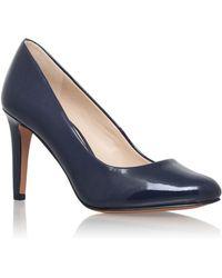 Nine West - Blue 'handjive3' High Heel Court Shoes - Lyst