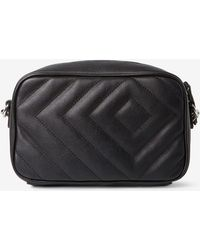 dcbef4d6c0 Dorothy Perkins Cream Lock Crossbody Bag in Natural - Lyst