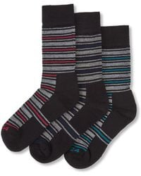 Tog 24 - Multicoloured 3 Pack Merino Trek Socks - Lyst