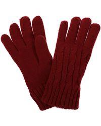 Regatta - 'multimix' Knit Glove - Lyst