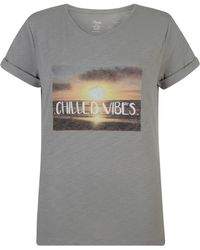 Regatta - Grey Chilled Sports T-shirt - Lyst