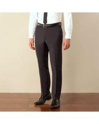 Ben Sherman - Aubergine Tonic Camden Skinny Fit Suit Trouser - Lyst