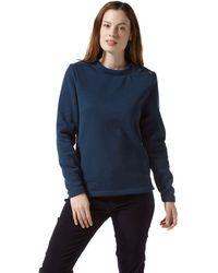 Craghoppers - Blue Balmoral Crew Neck Sweatshirt - Lyst