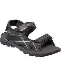 Regatta Grey 'kota Drift' Active Sandals - Gray