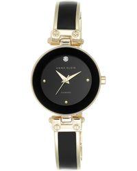 Anne Klein - Ladies Multi-coloured 'clarissa' Bangle Watch - Lyst