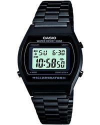 G-Shock - Unisex Black Digital Dial Watch - Lyst