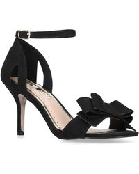 Miss Kg - Black 'caiden2' High Heel Sandals - Lyst