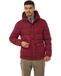 Craghoppers - Purple Campellio Hooded Insulating Jacket - Lyst