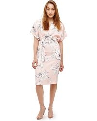 Phase Eight - Pink Paige Dress - Lyst