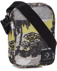 3f0977a250ca Converse - Dark Grey Tropical Cross Body Bag - Lyst