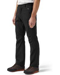 Craghoppers - Black Kiwi Pro Stretch Active Long Trousers - Lyst