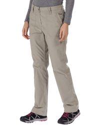 Regatta - Natural Delph Showerproof Trousers - Lyst