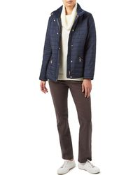 Dash - Luxury Quilted Coat - Lyst