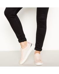 Faith - Pink 'kember' Trainers - Lyst