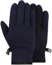 Tog 24 Navy Ruler Tcz 200 Fleece Gloves - Blue