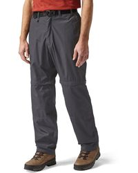 Craghoppers - Black Pepper Kiwi Convertible Trousers - Lyst