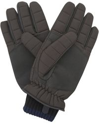 Dune 'nickey' Quilted Glove - Black