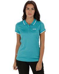 Regatta - Blue 'remex' Polo Shirt - Lyst
