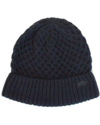 684a88ff4a2 Moncler Berretto Cable Knit Beanie S-l in Gray for Men - Lyst