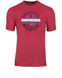 Raging Bull - Better Than Football Applique T-shirt - Lyst