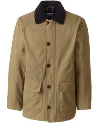 Lands' End - Field Coat - Lyst
