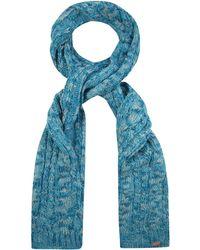 Regatta - Blue 'frosty' Knit Scarf - Lyst
