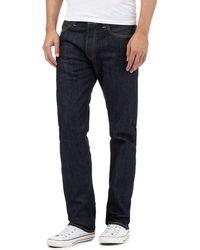 Levi's - 501® Marlon Blue Straight Leg Jeans - Lyst