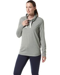 Craghoppers - Grey 1st Layer Long Sleeved Fleece - Lyst