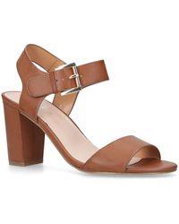 00cac8327e9 'sadie' High Heel Sandals - Brown