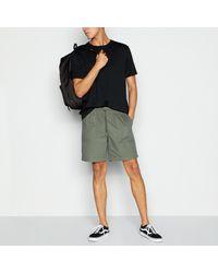 Red Herring Khaki Drawstring Waist Chino Shorts - Multicolour