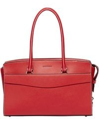 Fiorelli - Red Islington Flapover Tote Bag - Lyst