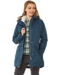 Craghoppers Maurienne Waterproof Hooded Jacket - Blue