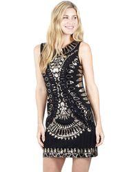 Izabel London Occasional Party Dress - Black