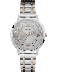 Guess - Ladies Multi-coloured Analogue Bracelet Watch - Lyst