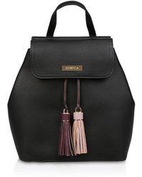 Carvela Kurt Geiger - Bliss Tassel Backpack - Lyst