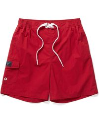 Tog 24 Chilli Helier Swimshorts - Red