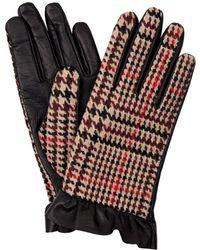 Hobbs - Mia Leather Gloves - Lyst
