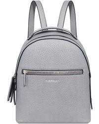 c9debdd3553 Fiorelli - Light Grey  anouk  Small Backpack - Lyst