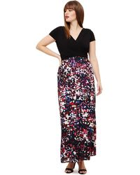 Studio 8 - Sizes 12-26 Felicity Maxi Dress - Lyst
