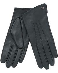 J By Jasper Conran - Green 3 Point Leather Gloves - Lyst