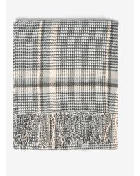 Dorothy Perkins - Multi Colour Prince Of Wales Checked Scarf - Lyst