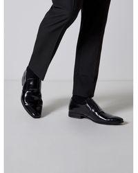 a950c2b94 Ted Baker Paiser Black High Shine Loafer in Black for Men - Lyst